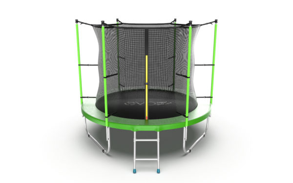 Батут EVO JUMP Internal 8ft (Green, Blue)