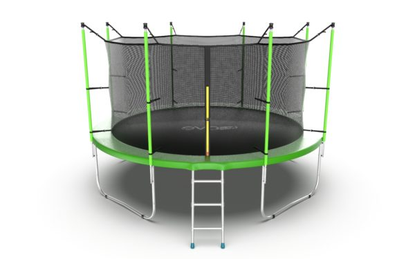 Батут EVO JUMP Internal 12ft (Green, Blue)